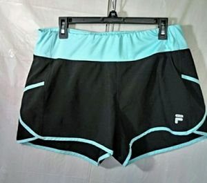 Fila sport live in motion workout shorts
